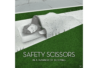 Safety Scissors - In A Manner Of Sleeping - (Vinyl)