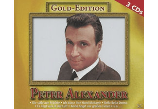 Peter Alexander - Gold Edition [CD]