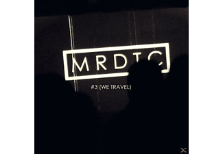 Mrdtc - No.3 We Travel - (CD)