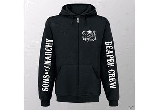 SONS OF ANARCHY - Reaper Crew (Zipper Black / L)