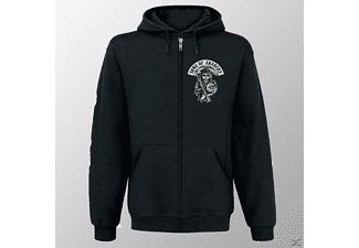 SONS OF ANARCHY - American Samcro (Zipper Black / L)