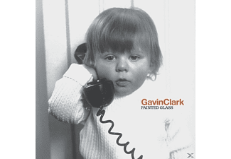 Gavin Clark - Painted Glass [Vinyl]