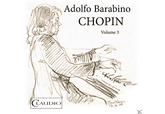 Adolfo Barabino - Chopin Vol.3 [DVD-Audio Album]