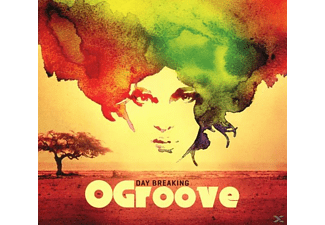 Ogroove - Day Breaking - (CD)