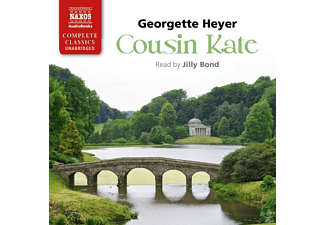 Cousin Kate - 10 CD - Hörbuch