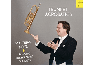 VARIOUS - Trumpet Acrobatics [CD]