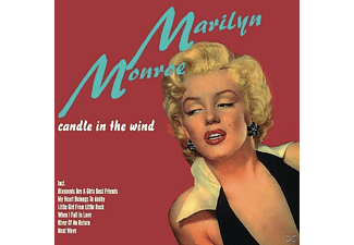Marilyn Monroe - Candle In The Wind [CD]