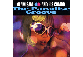 Glam Sam And His Combo - The Paradise Groove - (CD)