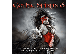 VARIOUS - Gothic Spirits 6 [CD]