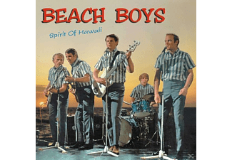 The Beach Boys - Spirit Of Hawaii [CD]