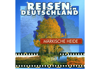 VARIOUS - Märkische Heide - (CD)