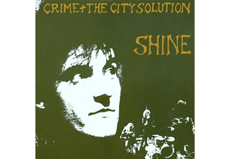 Crime - Shine - (CD)