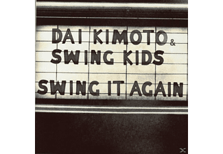 Dai Kimoto - Swing It Again [CD]