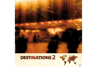 DESTINATIONS 2 - 1 CD - Electronica/Dance