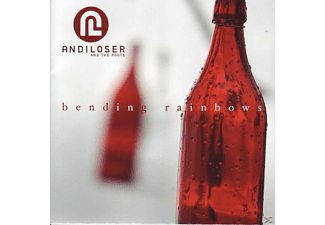 Andi & The Poets Loser - Bending Rainbows - (CD)
