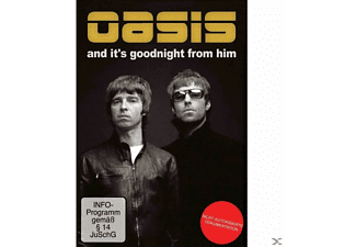 Oasis - And Its Goodnight From Him - (DVD)