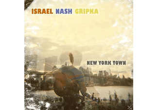 Israel Nash Gripka - New York Town - (CD)