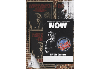 Manfred Mann´s Earth Band - Then & Now [DVD]