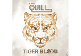 Quill - Tiger Blood - (Vinyl)