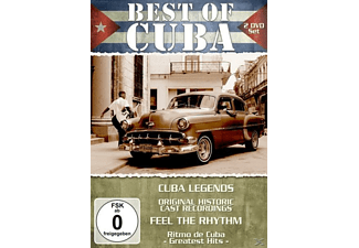 VARIOUS - Best Of Cuba - Original Historic Cast Recordings - (DVD)