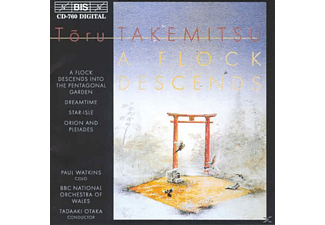 Paul & Bbc National Orchestra Of Wales Watkins - A Flock Descends - (CD)
