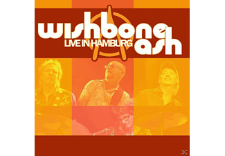 Wishbone Ash - Live In Hamburg - (Vinyl)