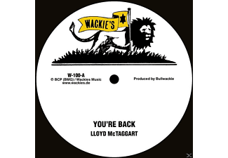 Lloyd Mctaggart - You're Back - (Vinyl)