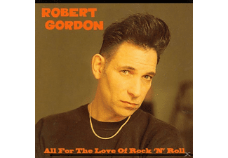 Robert Gordon - All For The Love Of Rock'n'roll Ltd [CD]