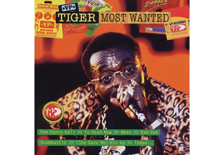 Tiger - Most Wanted - (CD)