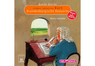 VARIOUS - Brandenburgische Konzerte - (CD)