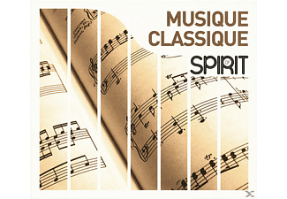VARIOUS - Spirit Of Classic Music - (CD)