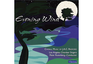 Peter Los Angeles Chamber Singers/rutenburg - Evening Wind - (CD)