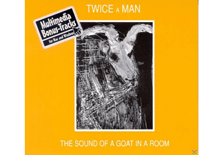 Twice A Man - The Sound Of A Goat In A Room - (CD)