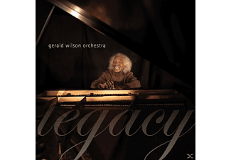 Gerald Wilson Orchestra - Legacy - (CD)