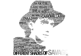 Savage & Various - Different Shades Of Savage - (CD)