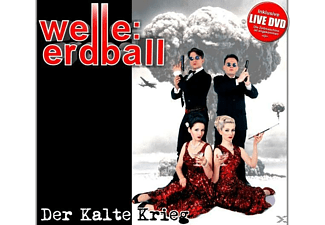 Welle Erdball - Der Kalte Krieg (Ltd.) - (CD + DVD Video)