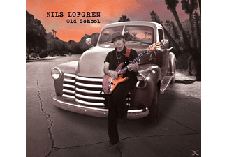 Nils Lofgren - Old School - (CD)