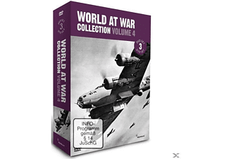 VARIOUS - World At War Collection Vol.4 - (DVD)