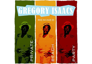 Gregory Isaacs - Remixed - Private Beach Party - (CD)