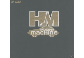 VARIOUS - Luxury Edition-House Machine - (CD)
