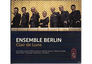 Ensemble Berlin - Clair de Lune - (CD)