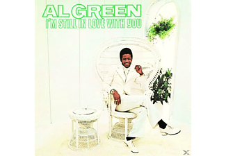 Al Green - I'm Still In Love With You - (Vinyl)