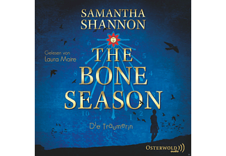 SAMANTHA SHANNON: THE BONE SEASON-DIE TRÄUMERIN - 8 CD - Fantasy