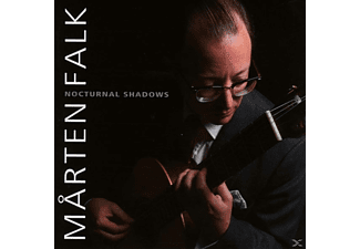 Marten Falk - Nocturnal Shadows - (CD)