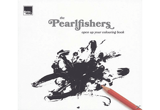 The Pearlfishers - Open Up Your Colouring Book - (LP + Bonus-CD)