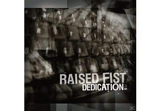 Raised Fist - Dedication - (Vinyl)