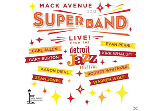 Mack Avenue Superband - Live From The Detroit Jazz FestIval-2013 - (CD)