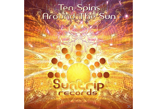 VARIOUS - 10 Spins Around The Sun - (CD)