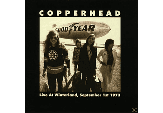 Copperhead - Live At Winterland, September 1st 1973 - (CD)