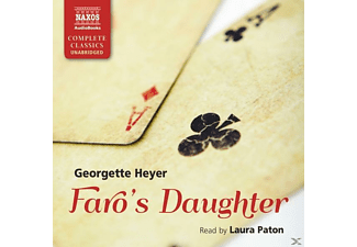 Faro's Daughter - 7 CD - Hörbuch
